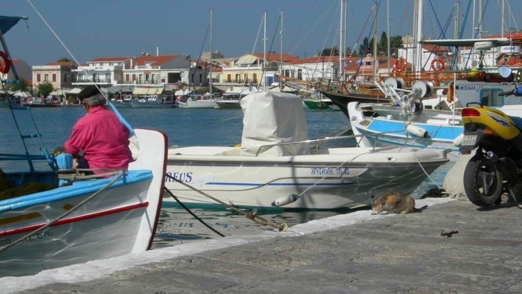Pitagorio Samos Dodecaneso Grecia